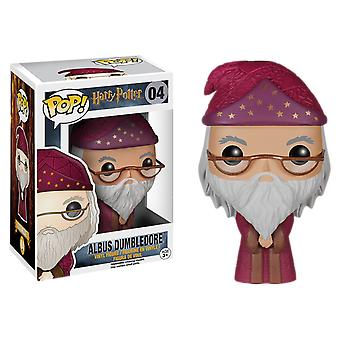 Harry Potter - albus dumbledore pop! vinyylihahmo