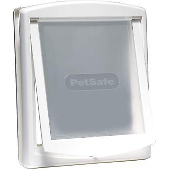 Staywell, Convenient, Original 2 Way Pet Door, Fast Installation, Easy fitting, 2 Way Locking, Cat