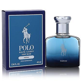 Polo Deep Blue Parfum par Ralph Lauren Parfum 1.36 oz