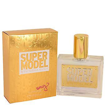 Supermodel door Victoria's Secret Eau De Toilette Spray 2.5 oz