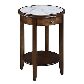 American Heritage Baldwin End Table With Drawer - R6-312