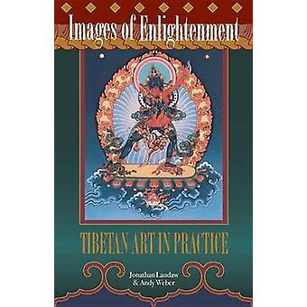 Images de l'art tibétain des Lumières dans la pratique
