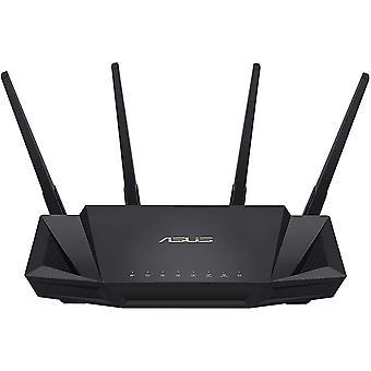 FengChun RT-AX58UHome OfficeRouter (Ai Mesh WLAN System, WiFi 6 AX3000, Gigabit LAN, AiProtection,