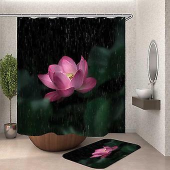 Rideau de douche Lotus
