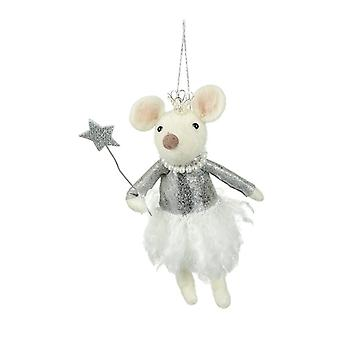Heaven Sends Mouse With Star Wand Decoration