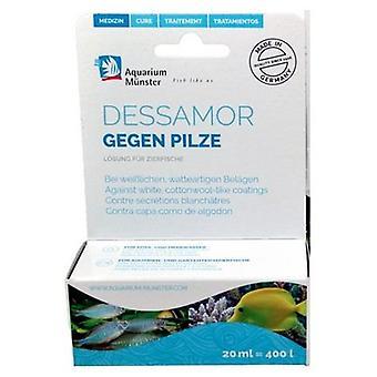 Aquarium Münster Dessamor 20 Ml. (Fish , Maintenance , Disease Control)