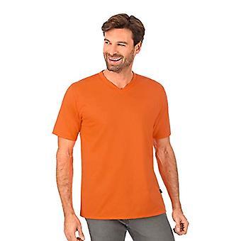 Trigema 637203 T-Shirt, Mandarin, XXXXL Herr