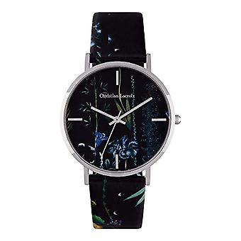 Christian Lacroix Women's Quartz Watch with Leather Strap CLFS1809