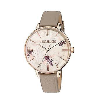 MORELLATO analoog horloge Quartz Vrouw met lederen riem R0151141505