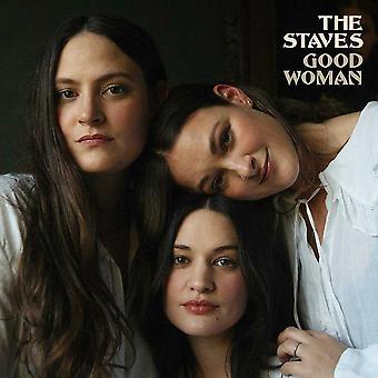 The Staves - Good Woman Limited Edition Kirkas vinyyli