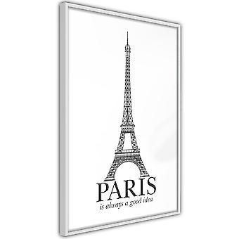 Póster - Paris Is Always a Good Idea [Poster]