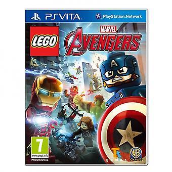 LEGO Marvel Avengers PS Vita spel