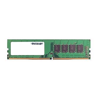 Patriot Signature Line 8GB Geen koellichaam (1 x 8GB) DDR3 1600MHz DIMM Systeemgeheugen