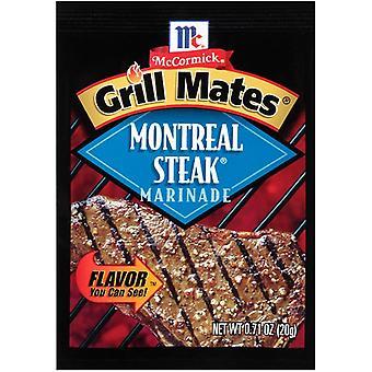 McCormick Grill Mates Montreal Steak Marinade Mix 3 Packets