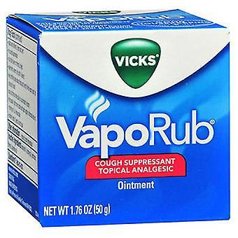 Vicks Vicks Vaporub Ointment, 1.76 Oz