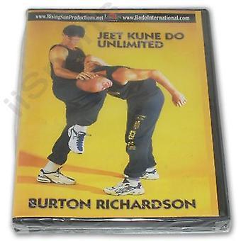 Jeet Kune Do Unlimited Dvd Burton Richardson -Vd6946A