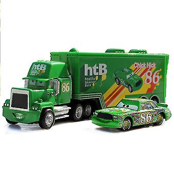 Carros Carga Corrida Caminhão Chick Hick 86 Htb Carro de Corrida Diecast Carros de antejo modelo brinquedo presente infantil