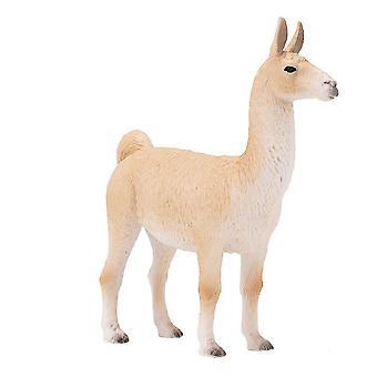 Wildlife & Woodland Llama Toy Figure