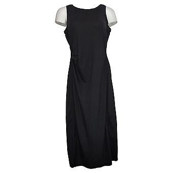 zuda Dress Z-Cool Regular Printed Knit Midi Black A377787