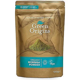 Organic Moringa Powder - 100 grams
