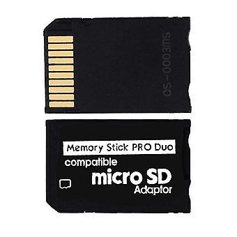 Ingelon Memory Stick Pro Duo adapter Micro Sd To Memoria Stick kártya Tf A Ms