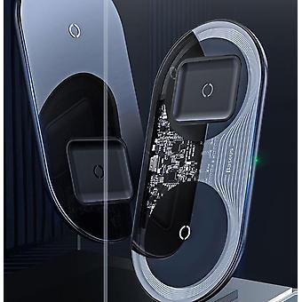 Wireless Ladegerät für iPhone 12 11 Wireless Charge Pad für iPhone Airpods Schnelle | Kabellose Ladegeräte