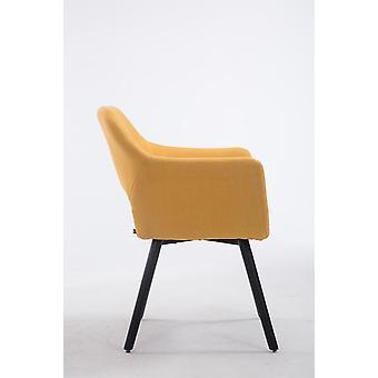 Esszimmerstuhl - Esszimmerstühle - Küchenstuhl - Esszimmerstuhl - Modern - Gelb - Holz - 62 cm x 60 cm x 85 cm