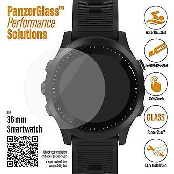 PanzerGlass 3608, Skärmskydd, Transparent, Garmin, - SmartWatch 36 mm - Garmin