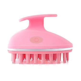 Massagers hair scalp massager shampoo brush  scalp brush hair scrubber for shower  rechargeable head massager