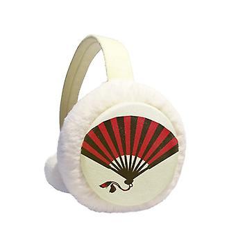 Japanese Fan R Ear Warmer