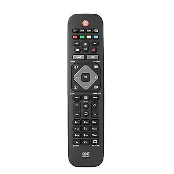 One For All Replacement Remote for Philips TV (URC1913)