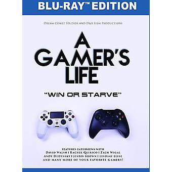 Gamer's Life [Blu-ray] USA import