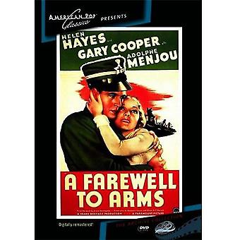 Farewell to Arms [DVD] USA import