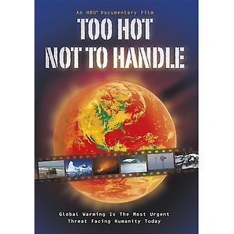 Too Hot Not to Handle [DVD] USA import