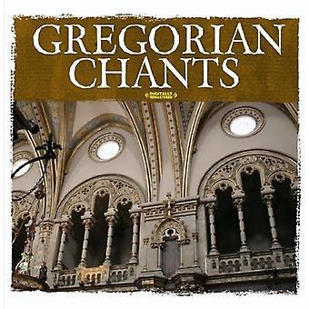 Monniken, Benedictijnse van st. Wandrille - Gregoriaanse gezangen [CD] USA import