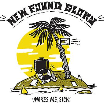 New Found Glory - Makes Me Sick [Vinyl] USA import