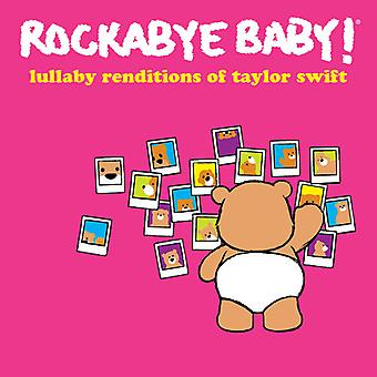 Rockabye Baby - Lullaby Renditions of Taylor Swift [CD] USA import
