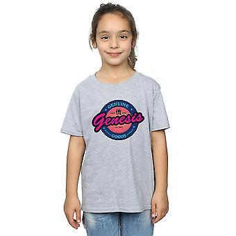 Genesis Girls Neon Logo T-Shirt