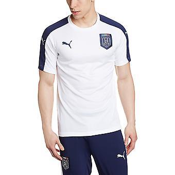 PUMA Italien Trikot Figc Italia Stadium Jersey Trikot Puma White XXL