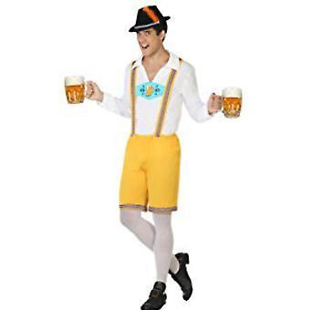 Herren Kostüme Männer Tiroler Mann Kostüm