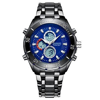 Barkers of Kensington Premier Sport Mens Sports Watch - Rotating Dial