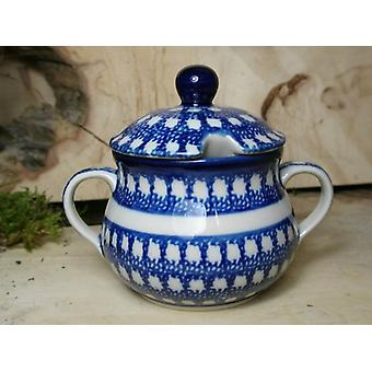 Sugar Bowl, 200 ml, 30, traditional polish pottery - BSN 22144