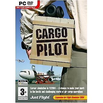 Cargo pilot expansion för FS 2004FSX (PC DVD)-fabriken förseglad