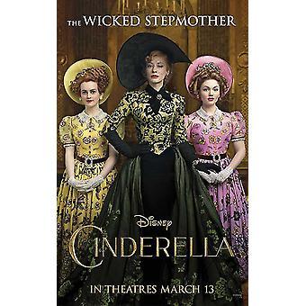 Cinderella Movie Poster (27 x 40)