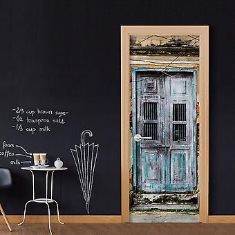 Fototapeta na drzwi - Stare drzwi