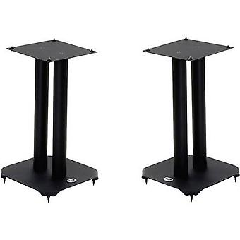 B-Tech 5069 Speaker stand Rigid Max. distance to floor/ceiling: 40 cm Black 1 Pair
