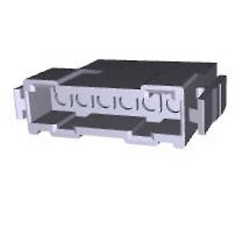 Caja de TE conectividad conector - cable Metrimate número de espaciamiento de pernos 6 contacto: 5 mm 207376-1 1 PC