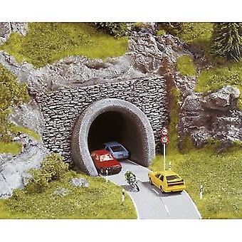 NOCH 58299 H0 wegen portaal 2-track HR Foam prefab, ongeverfd
