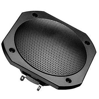 Visaton FRS 10 WP Flush mount kaiutin 50 W 4 Ω musta 1 PCs()