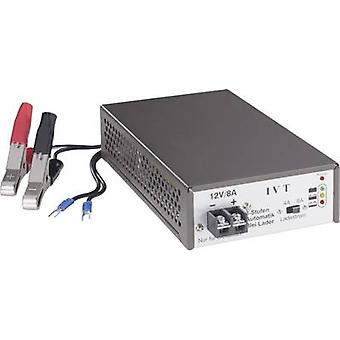 IVT VRLA charger 3STEP 12V/4A/8A 12 V Charging current (max.) 8 A